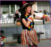 Heike Hawaii-Fest Hamburg